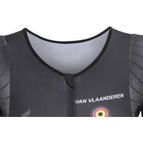 Bioracer Van Vlaanderen Trisuit SS Women black